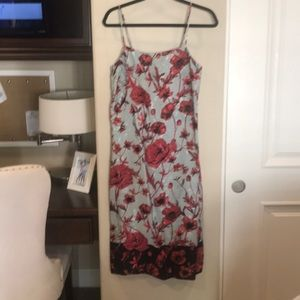 NWT H&M Special Collection Column Dress👗